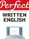 Perfect Written English (eBook)